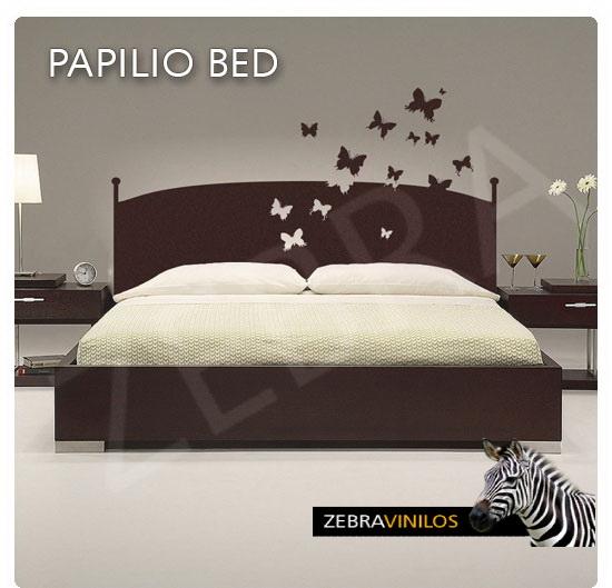 Cabeceros de cama de vinilo affordable with cabeceros de - Vinilos cabeceros de cama ...