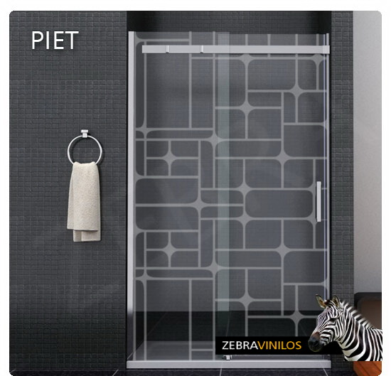 Zebra vinilos piet 51 00 vinilos decorativos for Colocacion vinilo en cristal