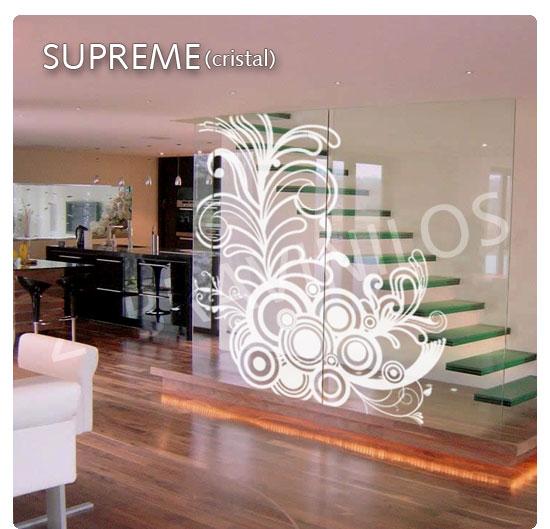 Zebra vinilos supreme cristales vinilos decorativos - Cristales decorativos para puertas de interior ...