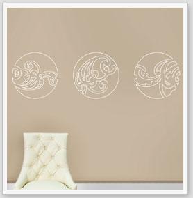 Zebra vinilos alma line vinilos decorativos pared y for Vinilos decorativos para gotele