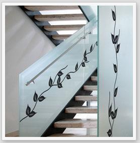 Zebra vinilos vinilo para cristal ventana zebra - Cristales decorativos para paredes ...