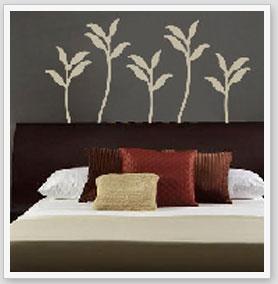 Zebra vinilos zen vinilos decorativos pared y for Los vinilos decorativos